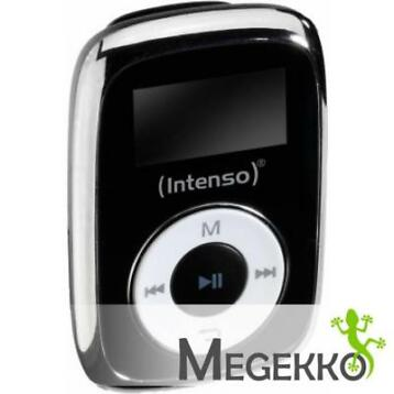Intenso Music Mover MP3 8GB Zwart