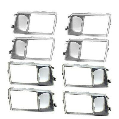 Mercedes Benz W126 420SEL 350SD Set of 4 Left & Right URO Parts Headlight Doors