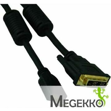 Sandberg Monitor Cable DVI-HDMI, 2m