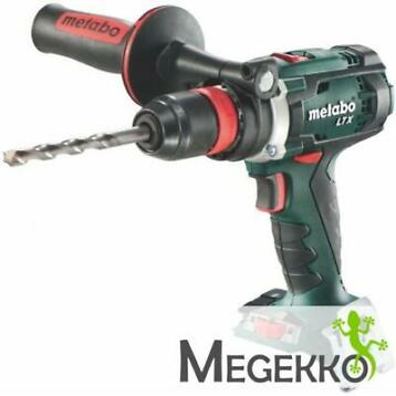 Metabo BS 18 LTX Quick - [6.02193.89]
