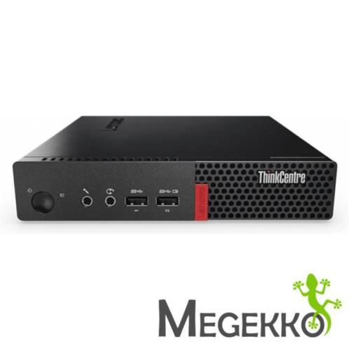 Lenovo ThinkCentre M710 2.4GHz i5-7400T Mini PC Zwart Mini..
