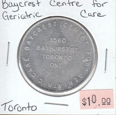Baycrest Centre for Geriatric Care - Toronto Ontario Canada for sale  Shipping to South Africa