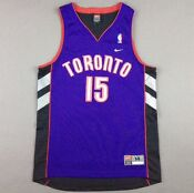 Vince Carter Raptors Jersey Medium