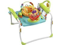 Fisher price walker jumperoo