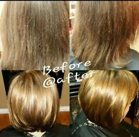 Monat Naturally Based Anti Aging Hair Care Products
