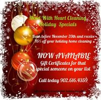 Maid With Heart Christmas Specials
