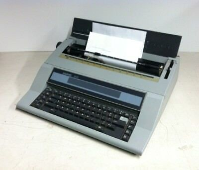 Swintec Corporation 600 Electronic Typewriter W Ribbon