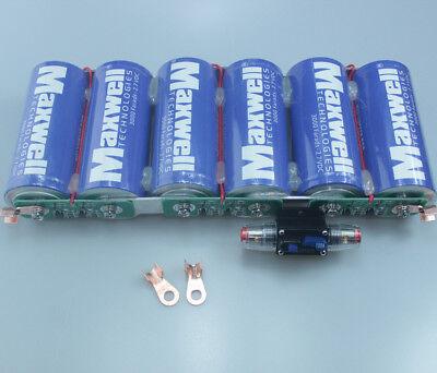 Maxwell 2.7v 3000f Supercapacitor Ultra Capacitor 3000f Farads Bcap3000 4911 Zx