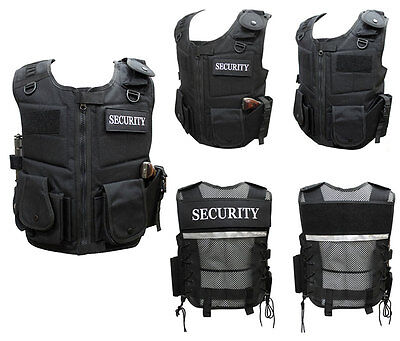 Anti-Stab Vest Safe-guard Protection Anti Knife Resistant Police Body Armour
