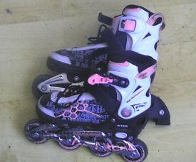 rollerblades 1-3 (UK)