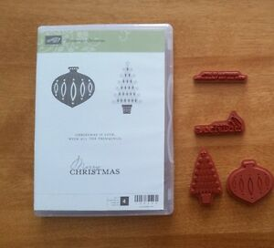 Stampin Up Contempo Christmas