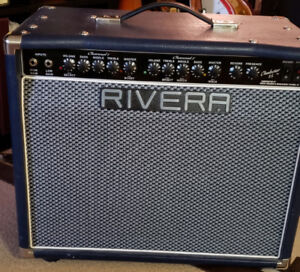 Rivera Chubster 55 boutique guitar amp