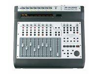 M-Audio Project Mix I/O For Sale £195 / Audio Interface / Firewire / Motorized Faders / 18 Channels