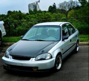 1997 civic b18c5 (type R) turbo