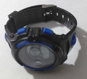 C-Sport Blue Watch