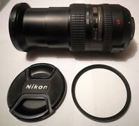 Nikon 18-200mm f/3.5-5.6 G ED VR,excellent condition,clean optic