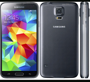 Samsung galaxy S5, unlocked, w 64gb card and 2nd battery