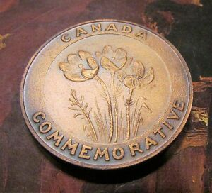 TWO 1870-1970 Manitoba Centennial Commemorative Medals Uncl Kitchener / Waterloo Kitchener Area image 3