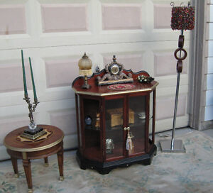 Display Console model Cabinet
