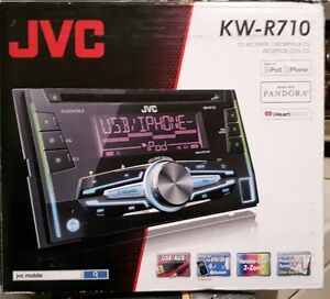 BRAND NEW JVC CAR DECK