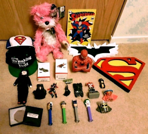 Assorted Toys and Collectables