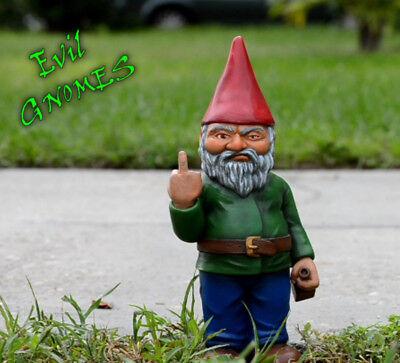 Evil Gnomes: Flippy