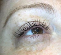 Lash Lift and Tint - Lashes By Lee