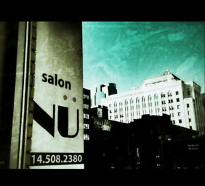 Experienced hairdresser wanted in busy downtown salon
