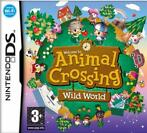 Animal Crossing: Wild World (DS) (3DS) Morgen in huis!