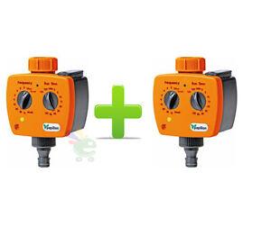2 programmatori analogici timer temporizzatore irrigazione for Timer x irrigazione