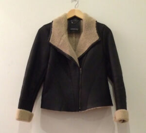 Authentic full shearling jacket - A Moveable Feast by Aritzia