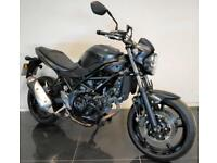 2016 66 SUZUKI SV 650 AL7 ABS NEW SHAPE 7K TRADE SALE/PROJECT MINI TWIN CAT N