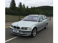 BMW 330d Touring Estate,Automatic,Full Leather Interior and Full BMW Service ...