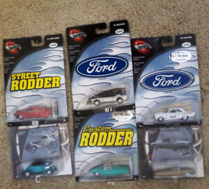 Thunderbolt 427 Thunderbird 65 Mustang  41 Ford  34 ford coupe