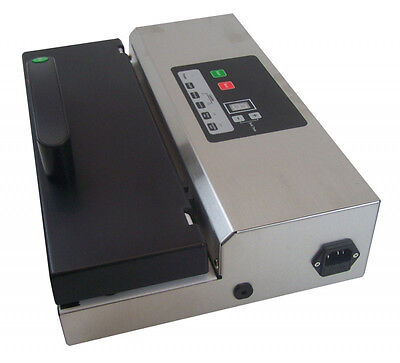 Vakuumgerät Vakuum Gerät Gefrier Fleisch Verpackung Edelstahl 700 Watt NEU !