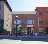 Commercial Building with Retail/Office Space & Apt, Kemptville