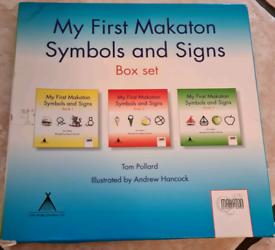 My First Makaton Symbols and Signs.