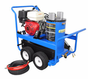 2017 3500 PSI HOT WATER PRESSURE WASHER - OVER 10% OFF