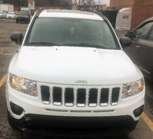 jeep compass 2012 LIMITED!!! 62.000 KM!! 4WD