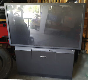 "Panasonic 47"" Diagonal 16:9 HDTV Projection Monitor"