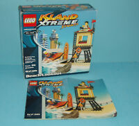 LEGO ISLAND XTRÈME, LOT DE 2 SETS, 6736 et 6737