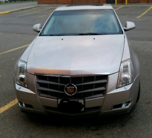 2008 Cadillac cts4 awd  certified and etested