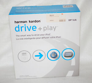 Harman Kardon Drive and Play In-Vehicle Interface and Controller