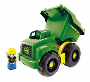 New - Mega Bloks John Deere Dump Truck
