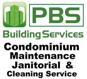 Condominium & Commercial  ―  Cleaning & Janitorial Service