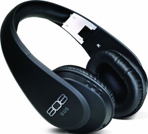BNIB - 808 DUO Wireless/Wired Precision-Tuned Over-Ear Headphone
