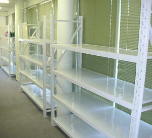 800KG 4 TIER 2.4mH x 2mL x 600mmD METAL RACKING STORAGE SHELVING Wetherill Park Fairfield Area Preview
