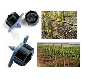 100 gocciolatoi ispezionabiliper impianti irrigazione a for Gocciolatori per irrigazione a goccia