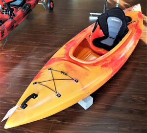 Brand New Winner Thunder recreational kayak w/ paddle & delivery