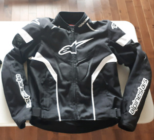 Womens Alpinestars riding gear -Jacket and Gloves-